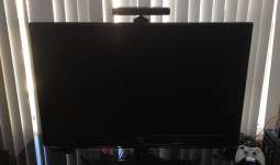 Kinect TV Mount Using Instamorph
