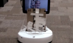 Android Controlled Roomba – Telepresence Robot Demo