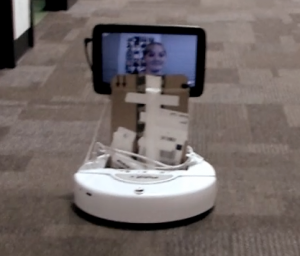 Android Telepresence Robot